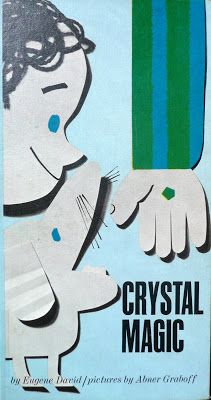 stickers and stuff: Abner Graboff - Crystal Magic