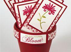 Craft Ideas : Projects : Details : pot-of-gratitude-card-set
