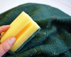 Kitchen Sponge, Helpful Hints, Handy Tips, Pineapple, Make It Yourself, Fruit, Easy, Food, Hacks
