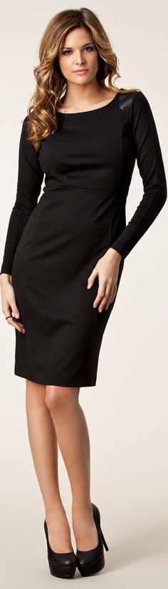 Perfect little black dress! No matter what size you are.
