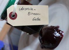 Aronia-Birnen Gelee und viele ANDERE Rezepte mit Aronia