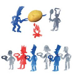 Der Kartoffelkönig/ The Potato King – Christoph Niemann