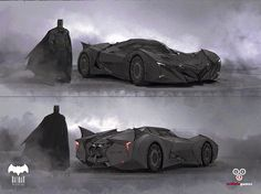 Batman & Bruce Wayne concepts , Michael Broussard on ArtStation at www.artstation.co...