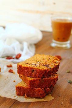 Pumpkin Protein Bread Paleo (Sub #dairyfree protein powder)