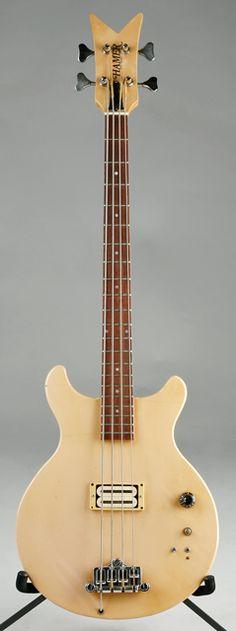 Pete Farndon's Hamer Bass