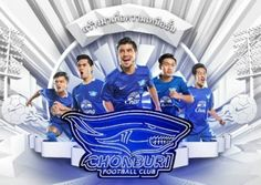 Chonburi FC 2016 Nike Home and Away Kits