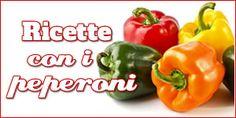 Ricette con i peperoni facili e veloci