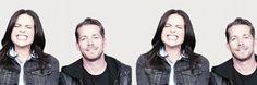 Awesome Lana and Sean #StorybrookeUKCon #London #England Saturday 4-23-16 banner