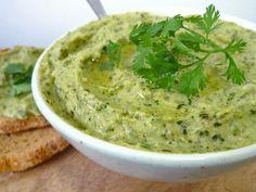 Veggie Recipes, Whole Food Recipes, Vegetarian Recipes, Great Recipes, Healthy Recipes, Tapas, Tapenade, Pesto, Savory Snacks