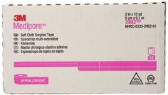 3M Medipore Soft Cloth 2962 Surgical Tape Pack of 12 ** Continue to the product at the image link. (It is an affiliate link and I receive commission through sales)