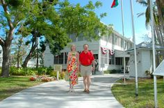 Harry S. Truman Little White House Admission Tour the historic Harry S. Truman Little White House in Key West and learn about a fascinating period of American history. What was once a private compound on a U.S. Navy base is today open to the public as a museum. Listen to fascinating stories told by informative guides about the history of the house, which was built at the beginning of the 20th century. Learn what Thomas Edison and Dwight D. Eisenhower did during their stays...