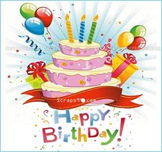 bdays wishes on Pinterest Happy Birthday Greetings Happy