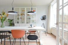 Portfolio - Studio Binnen Modern Dining Table, Dining Area, Dining Room, Home Design, Interior Design, Living Room Interior, Future House, Living Room Designs, Sweet Home