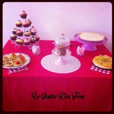 sweet table by le Goûter des fées