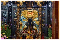 廟宇之旅-行!來去拜拜: 臺灣省城隍廟