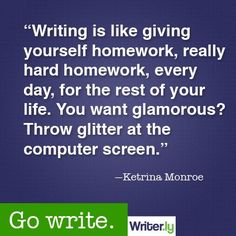 10 Sharable, Funny Quotes About Writing - Writer. Writing A Book, Writing Tips, Writing Prompts, Writing Motivation, I Am A Writer, A Writer's Life, Writer Quotes, Writers Write, The Words