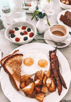 I Love Food, Good Food, Yummy Food, Food Goals, Cafe Food, Morning Food, Aesthetic Food, Food Cravings, Food Inspiration