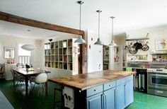 Mary Prince Photography © 2012 Houzz - eclectic - kitchen - - by Mary Prince