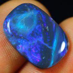 7.00cts Wonderful Lighting Ridge Australian Opal