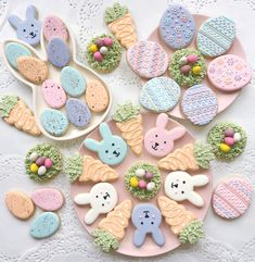 Easter Picnic / Easter cookies