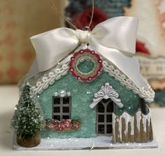 Another idea for the Melissa Frances house kit...