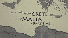 245 - From Crete to Malta - Part 5 - Walter Veith. A must see series clarifying the state of the world today.