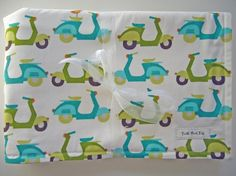 Organic Blue Scooters Baby Collection by turtleparktots Etsy