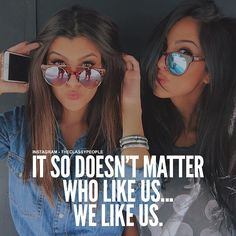 Tag Your Friends - Trend Girl Quotes 2020 Best Friend Quotes Funny, Besties Quotes, Bestfriends, Bffs, Happy Friendship Day Quotes, Best Friendship, Friendship Pictures, Genuine Friendship, Quotes Wolf