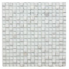 ICL B-2125 Glass Marble Mix Tile (Case of 11)