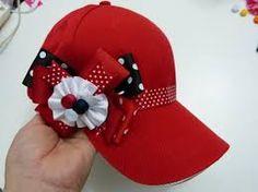Crochet ideas that you'll love Baby Bows, Baby Headbands, Bone Bordado, Baby Girl Hair Accessories, Sewing Aprons, Diy Hat, Boutique Hair Bows, Diy Hair Bows, Bandeau