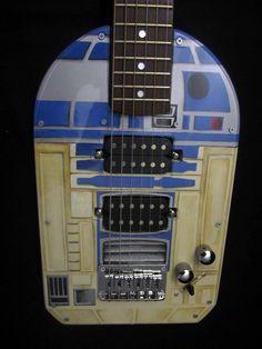 GUITAR2-D2, Star Wars Droid Guitar