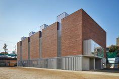 Factory Architecture, Brick Architecture, Landscape Architecture, Archi Design, Facade Design, Model Homes, Luxury Villa, Apartment Design, Condo