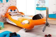 Flugzeug Bett Piloten Bett Kinderbett Junge cool in Bettgestelle ohne Matratze | eBay