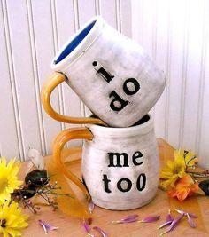um amor, uma cabana e uma garrafa de chá...