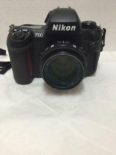 Nikon F100 35mm SLR Film Camera Box & Nikkor 50mm 1:1.4 Lens in Cameras & Photo, Film Photography, Film Cameras   eBay