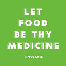 Hippocrates said it right.  Get the proper nutrients to heal. #EN43