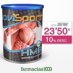 MoviSport es un complemento alimenticio que contribuye a la síntesis de las proteínas, para el normal funcionamiento de los músculos. Ayuda a reducir el cansancio y la fatiga.