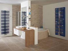 Mediterrán kő fürdőszobában