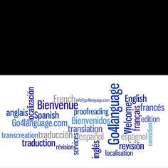 Go4language's word cloud Marketing Materials, Spanish, Clouds, Spanish Language, Cloud, Spain