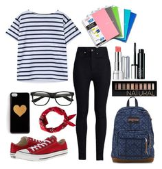 """""""Back to school outfit"""" by bailee2000 ❤ liked on Polyvore"""