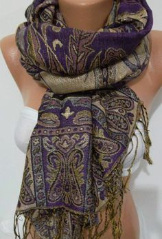 elegant scarves pinterest | Gorgeous Scarf / Shawl Elegant Scarf / Shawl Super by ... | Type 2…