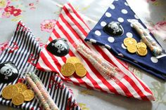 Create with your hands: Pirate Birthday Party