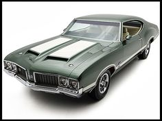 1970 Oldsmobile 442 W-30  455/370 HP, Automatic  #MecumINDY