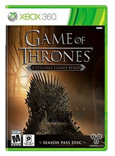 Shop Game of Thrones A Telltale Game Series PRE-OWNED Xbox 360 at Best Buy. Find low everyday prices and buy online for delivery or in-store pick-up. Latest Video Games, Video Games Xbox, Xbox 360 Games, Ps4, Playstation, Game Of Thrones Telltale, The Walking Dead, Cartoon Network, The Originals Actors