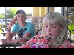 Ross Lynch Cute Moments HIS LAUGH IS THE CUTEST FREAKING LAUGH EVERRR!!! <3 HE WAS SO ADORABLE WHEN HE WAS LITTLE! He still is.... :)
