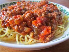 Sauce à spaghetti à la bière #recettesduqc #sauce