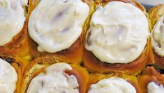 These tangy and citrusy Sweet Potato Muffins with Candied Ginger are great for breakfast and additionally pair perfectly with a savory meal. Sweet Potato Muffins, Sweet Potato Breakfast, Sweet Potato Recipes, Whipped Cream Cheese, Cream Cheese Filling, Canned Yams, Cinnamon Rolls, Potatoes, Meals
