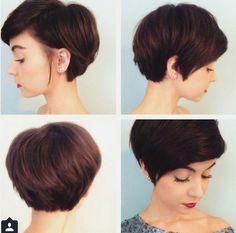 Binnenkort naar de kapper? Kort kapsel?? Speciaal voor jou 12x trendy 2015 korte kapsels