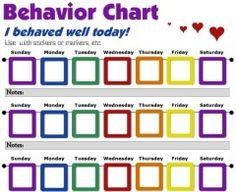 A superb site to download behaviour charts, stickers, pictures and lots more to keep your class motivated.