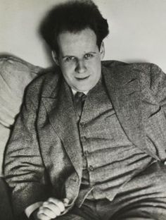 André Kertész - Sergei Eisenstein, Paris, 1929